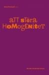 att störa homogenitet lågupplöst